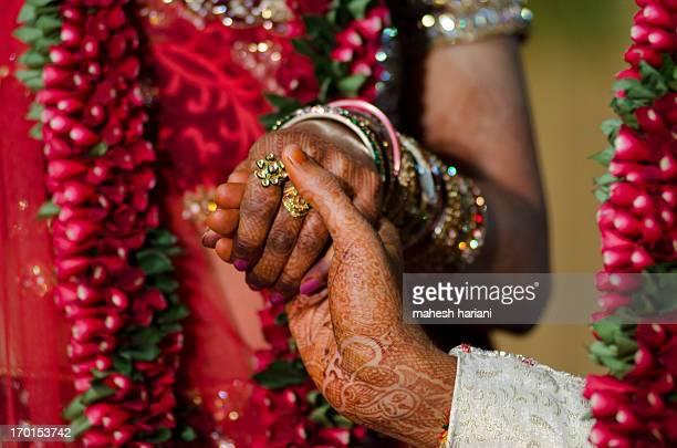 bride & groom, wedding,India