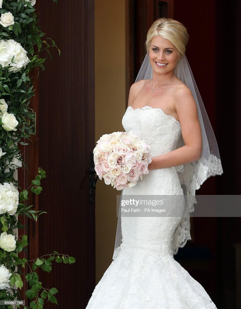 Jonny Evans wedding Pictures | Getty Images