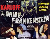 Bride of frankenstein a 1935 american horror film the first sequel to picture id506011783?s=170x170