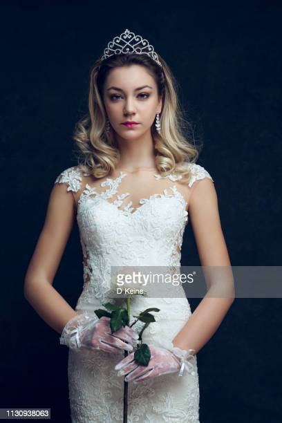 bride - princess stock pictures, royalty-free photos & images