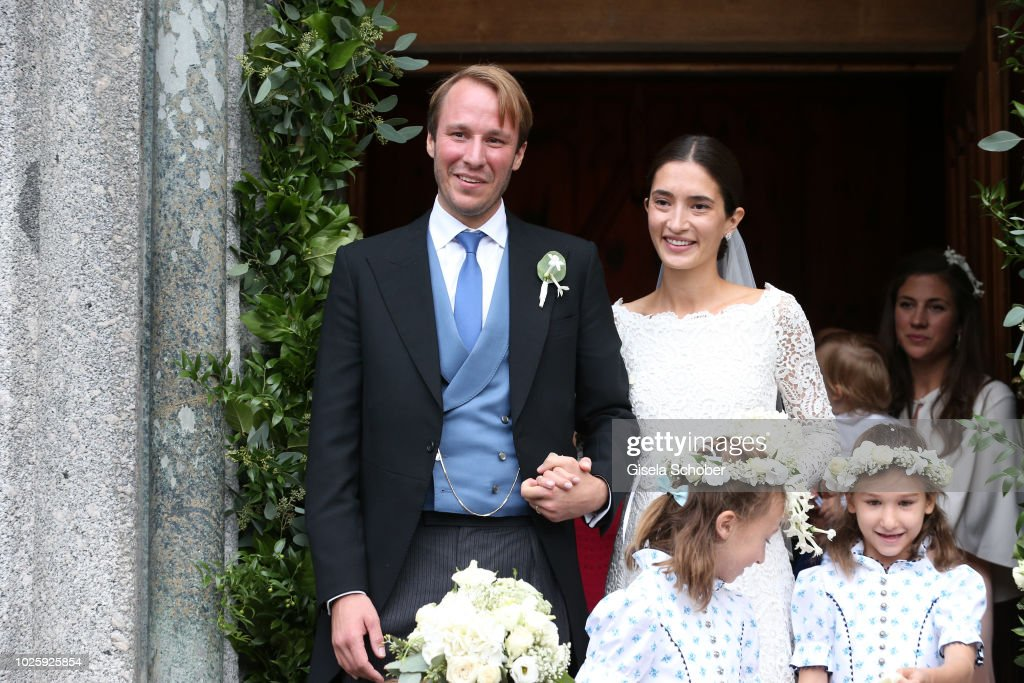 Wedding Of Prince Konstantin Of Bavaria And Deniz Kaya : News Photo