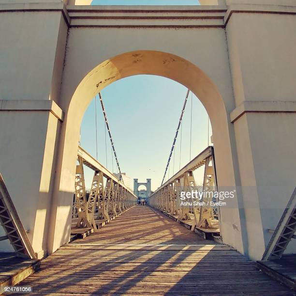 bridge against sky - waco stock pictures, royalty-free photos & images