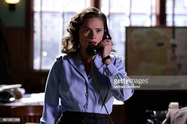 S AGENT CARTER Bridge and Tunnel Howard Stark's deadliest weapon has fallen into enemy hands and only Agent Carter can recover it But can she do so...
