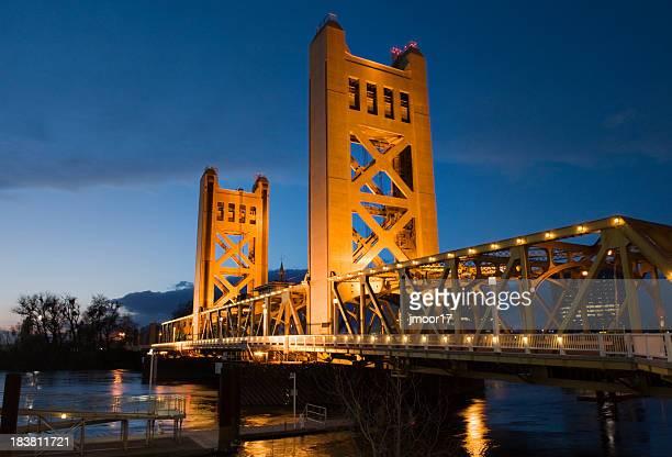 Bridge at Nightime
