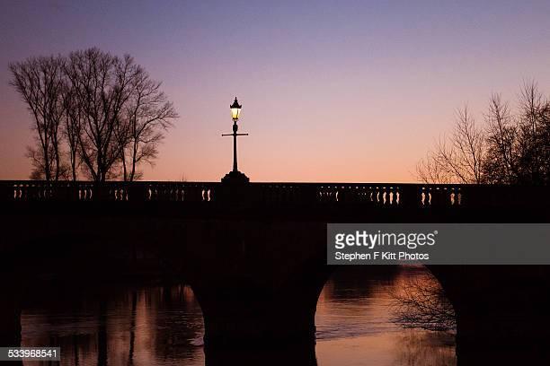 Bridge at Twilght