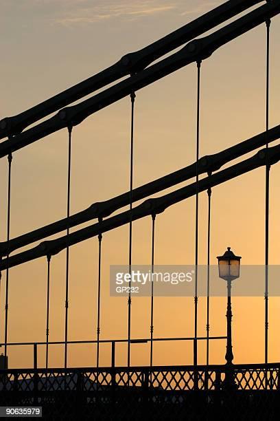 Bridge close up