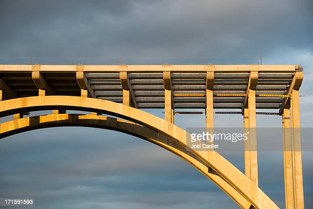 bridge construction - knoxville tennessee stock pictures, royalty-free photos & images