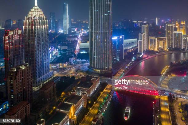 bridge flyover - liyao xie stock pictures, royalty-free photos & images