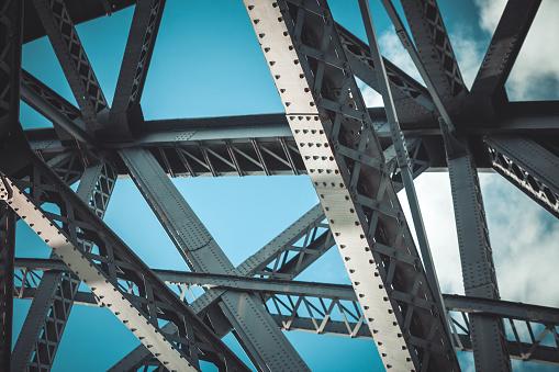 Bridge frame closeup 942181190