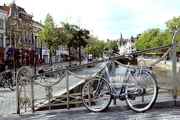 Bridge in Leeuwarden