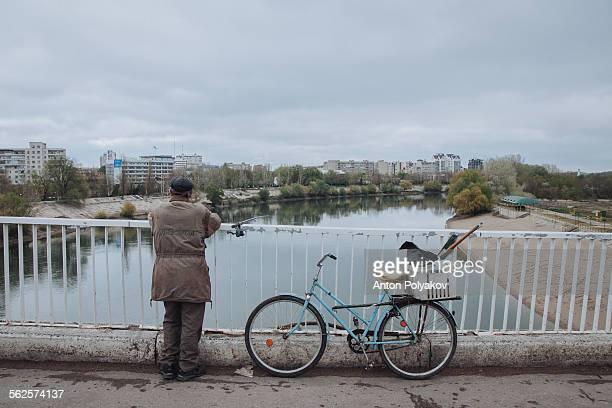 Bridge in Tiraspol city