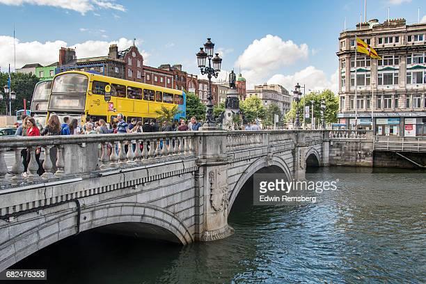 Bridge located in Dublin, Ireland