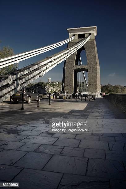 Bridge, looking East