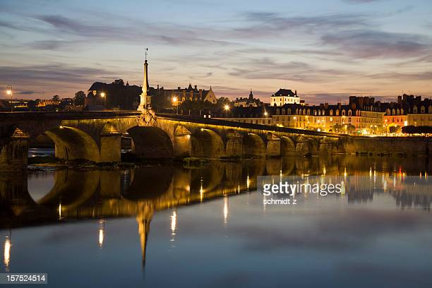 Bridge of Blois in Twilight
