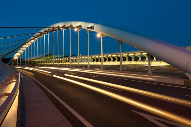 Bridge of Kaiku, Barakaldo, Bizkaia, Spain