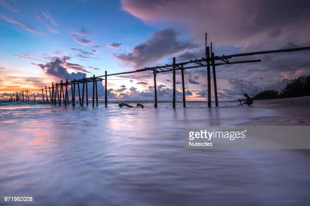 Bridge of Phangnga a Select Focus and Blur background