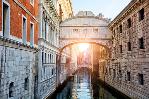 Bridge of Sighs, Venice 1024580034