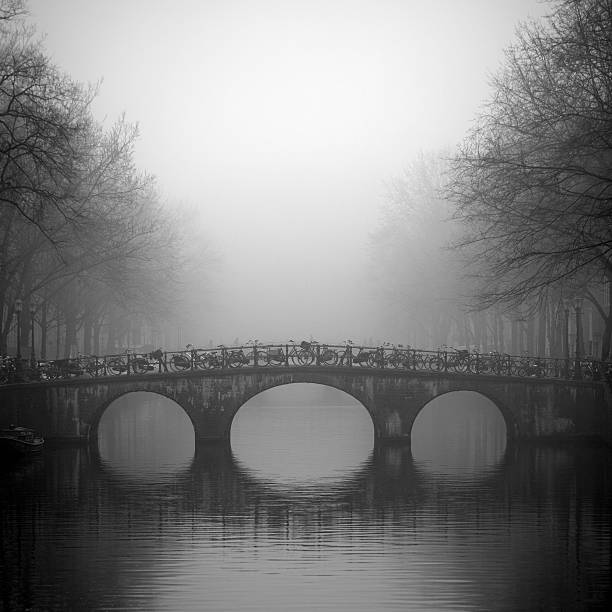 Bridge on Keizersgracht, Amsterdam, Netherlands
