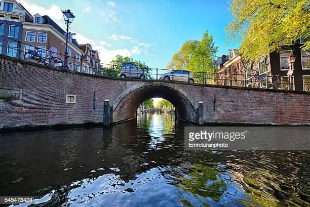 bridge on reguliersgracht - emreturanphoto bildbanksfoton och bilder