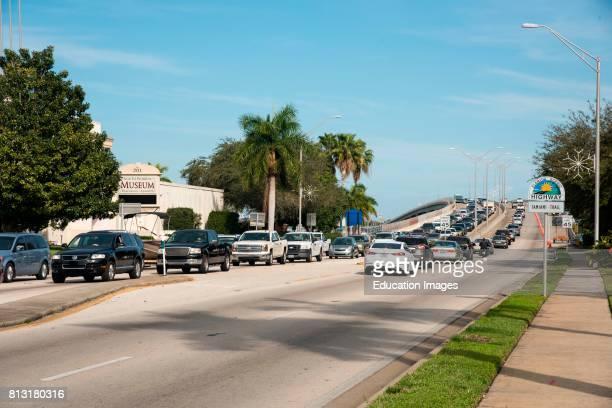 Bridge on Tamiami Trail Bradenton Florida