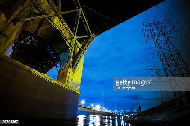 Bridge on the LA River