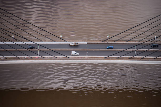 Bridge over Cuiabá River - Sérgio Motta Bridge