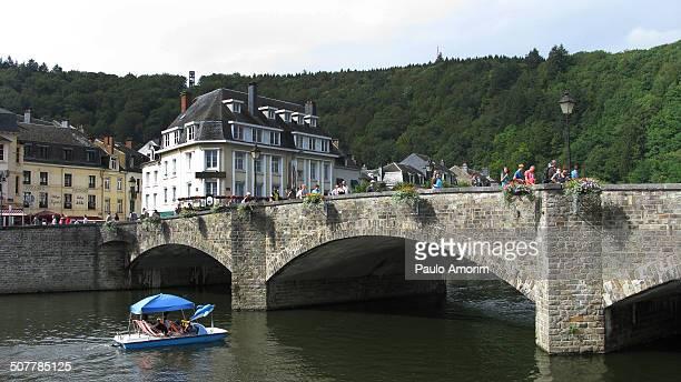 CONTENT] Bridge over Semois River and valley in Bouillon Belgium Photo by Paulo Amorim