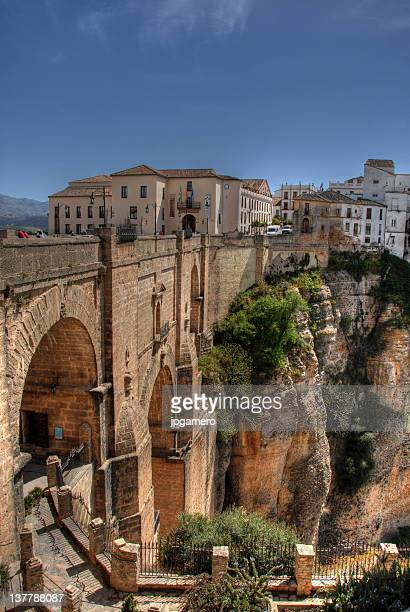 Bridge over Tajo de Ronda