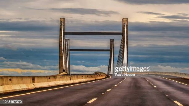 bridge - porto alegre stock pictures, royalty-free photos & images