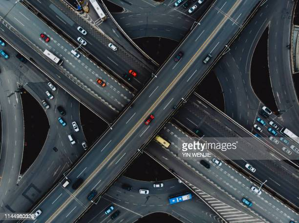 bridge - traffic stock pictures, royalty-free photos & images