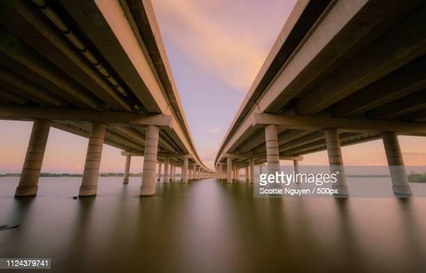 bridge to eternity - scottie beam stock photos and pictures