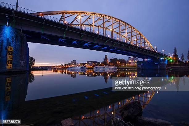 bridge too far - arnhem stockfoto's en -beelden