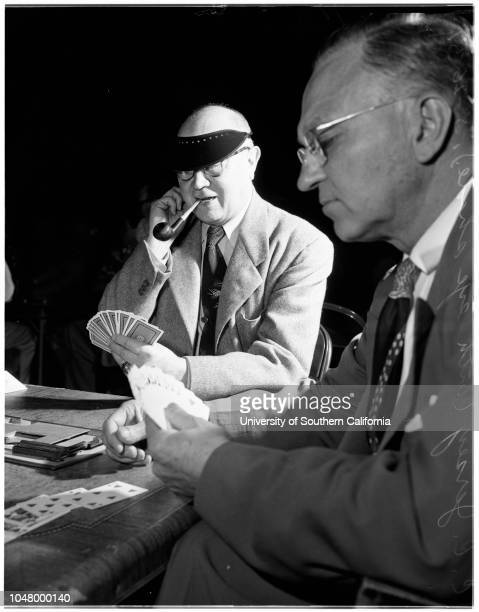 Bridge tourney opens at Elks temple May 26 1951 CC Jersey David E FlipseMrs James Moffatt Mrs Winston Randall Dr David Sorben Charles Drake Mrs Kate...