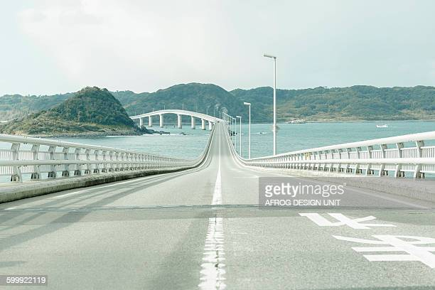 Bridge tsunoisland