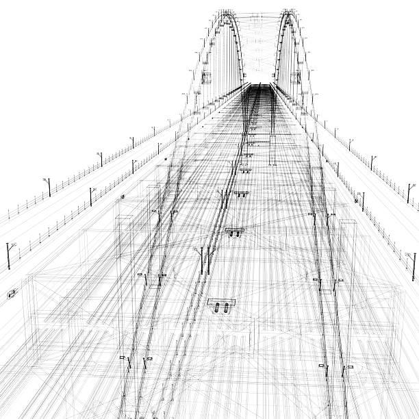 Bridge Wirefram