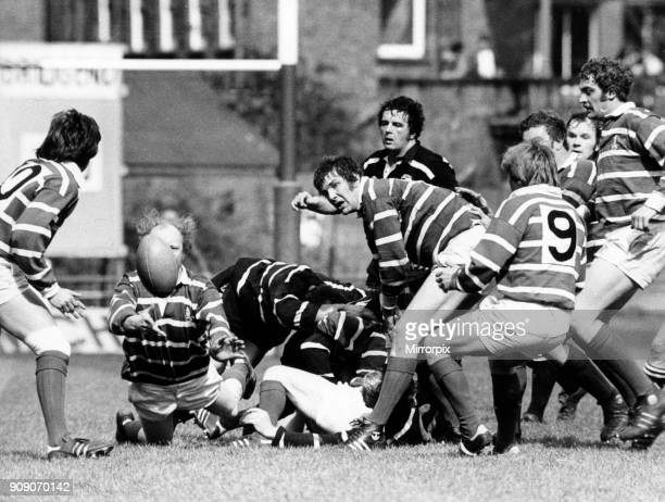 Bridgend 1812 Pontypridd Welsh Rugby Union Challenge Cup Final Cardiff Arms Park Wales Saturday 28th April 1979