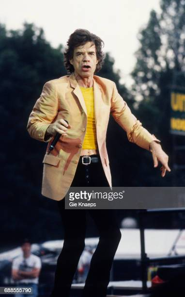 Bridges to Babylon Tour The Rolling Stones Festivalpark Werchter Belgium