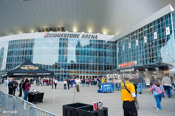 Bridgestone Arena de Nashville Tennessee