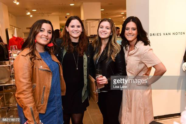 Bridget Callahan Caroline Covert Sarah Hopkins and Gracia Barr attend the Barneys New York Foundation and Simon Doonan Celebrate UNICEF USA on May 11...