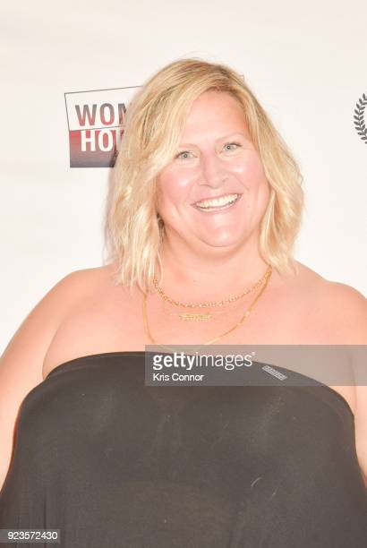 Bridget Everett attends the 2018 Athena Film Festival Awards Ceremony at The Diana Center At Barnard College on February 23 2018 in New York City
