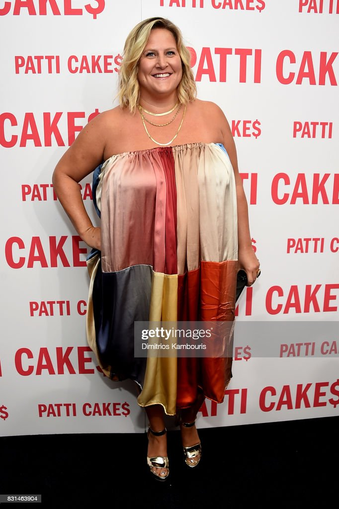 Bridget Everett attends the 'Patti Cake$' New York Premiere at The Metrograph on August 14, 2017 in New York City.