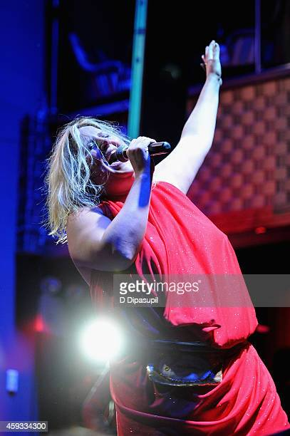 Bridget Everett performs at Out100 2014 presented by Buick on November 20, 2014 in New York City.