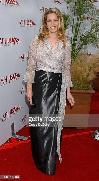 Bridget Fonda during 31st AFI Life Achievement Award Presented to Robert DeNiro Arrivals at Kodak Theatre in Hollywood California United States