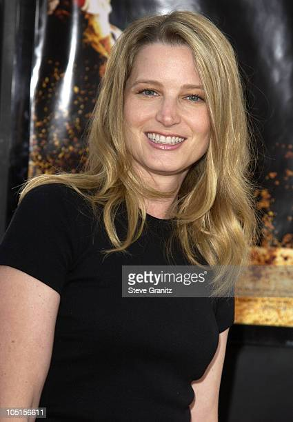 Bridget Fonda during Seabiscuit Premiere at Mann Village Theatre in Westwood California United States