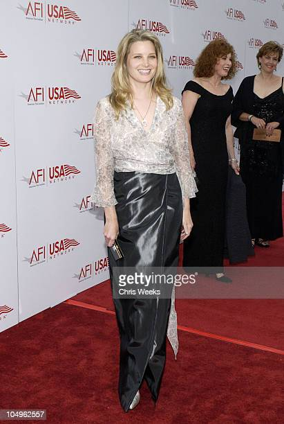 Bridget Fonda during The 31st AFI Life Achievement Award Presented to Robert DeNiro at Kodak Theatre in Hollywood California United States