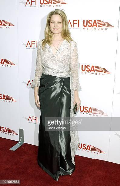 Bridget Fonda during The 31st AFI Life Achievement Award Presented to Robert DeNiro at Kodak Theatre in Hollywood, California, United States.