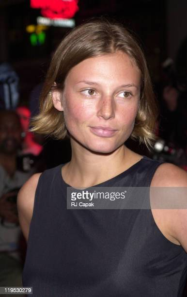 Bridget Hall during 3rd Annual Yahoo Internet Life Online Music Awards at Studio 54 New York City in New York NY United States