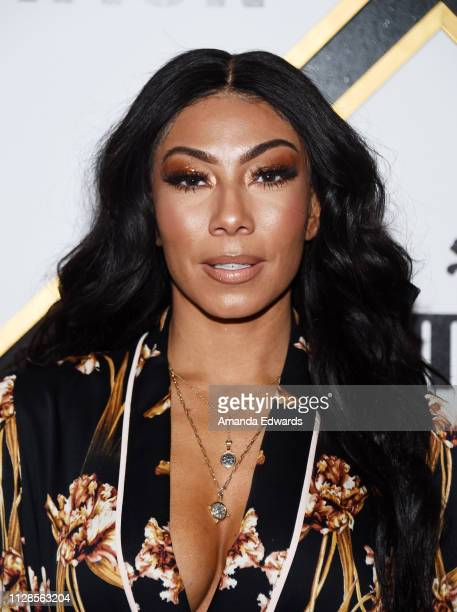Bridget Kelly arrives at the 2019 Roc Nation THE BRUNCH on February 09 2019 in Los Angeles California