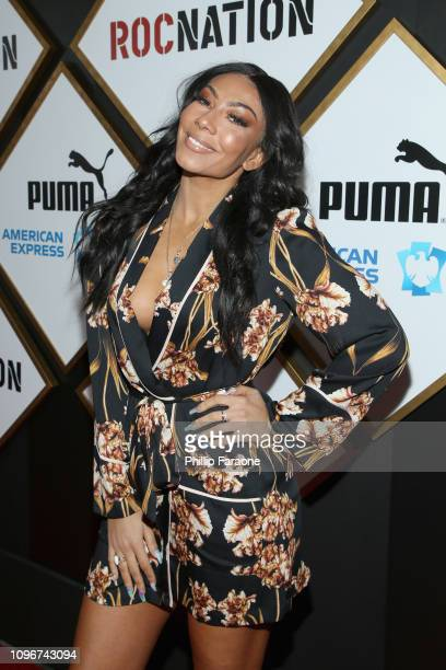 Bridget Kelly attends 2019 Roc Nation THE BRUNCH on February 9 2019 in Los Angeles California