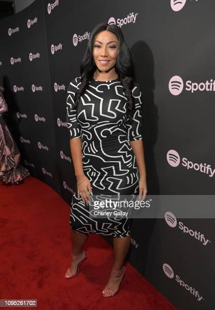 Bridget Kelly attends Spotify Best New Artist 2019 event at Hammer Museum on February 7 2019 in Los Angeles California